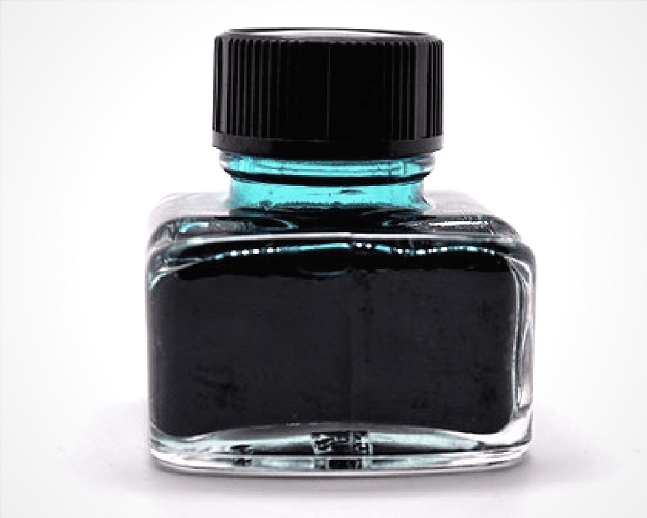 How to Put Ink in a Fountain Pen Ink Bottle