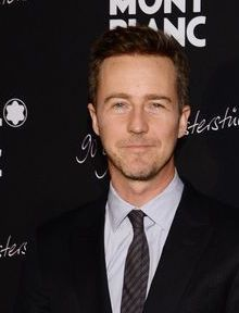 Celebrities Who Use Fountain Pens - Edward Norton - Montblanc