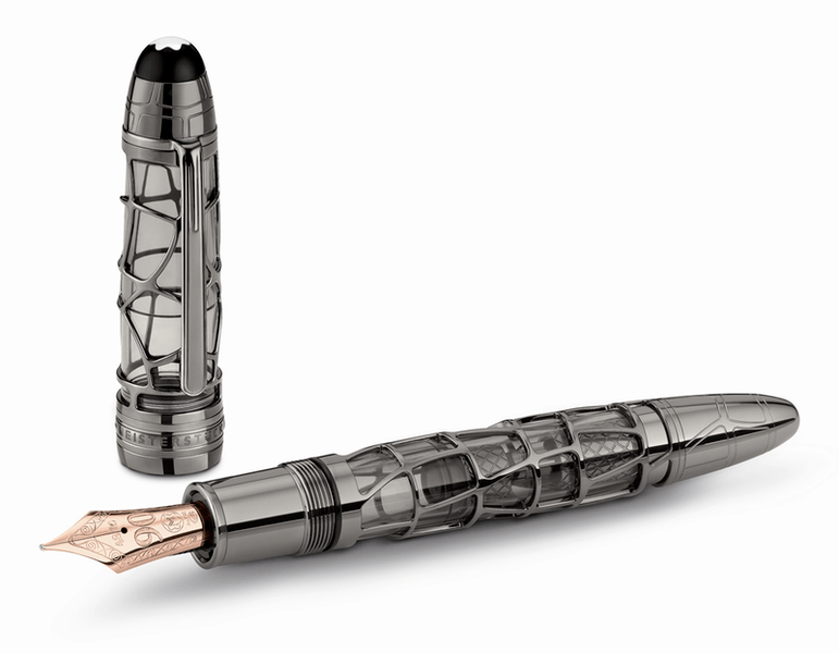 Montblanc-Meisterstück-90th-Anniversary-Limited-Edition-Skeleton-149