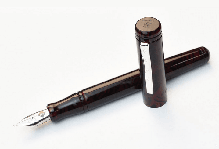 What is Fountain Pen posting? Slip Cap