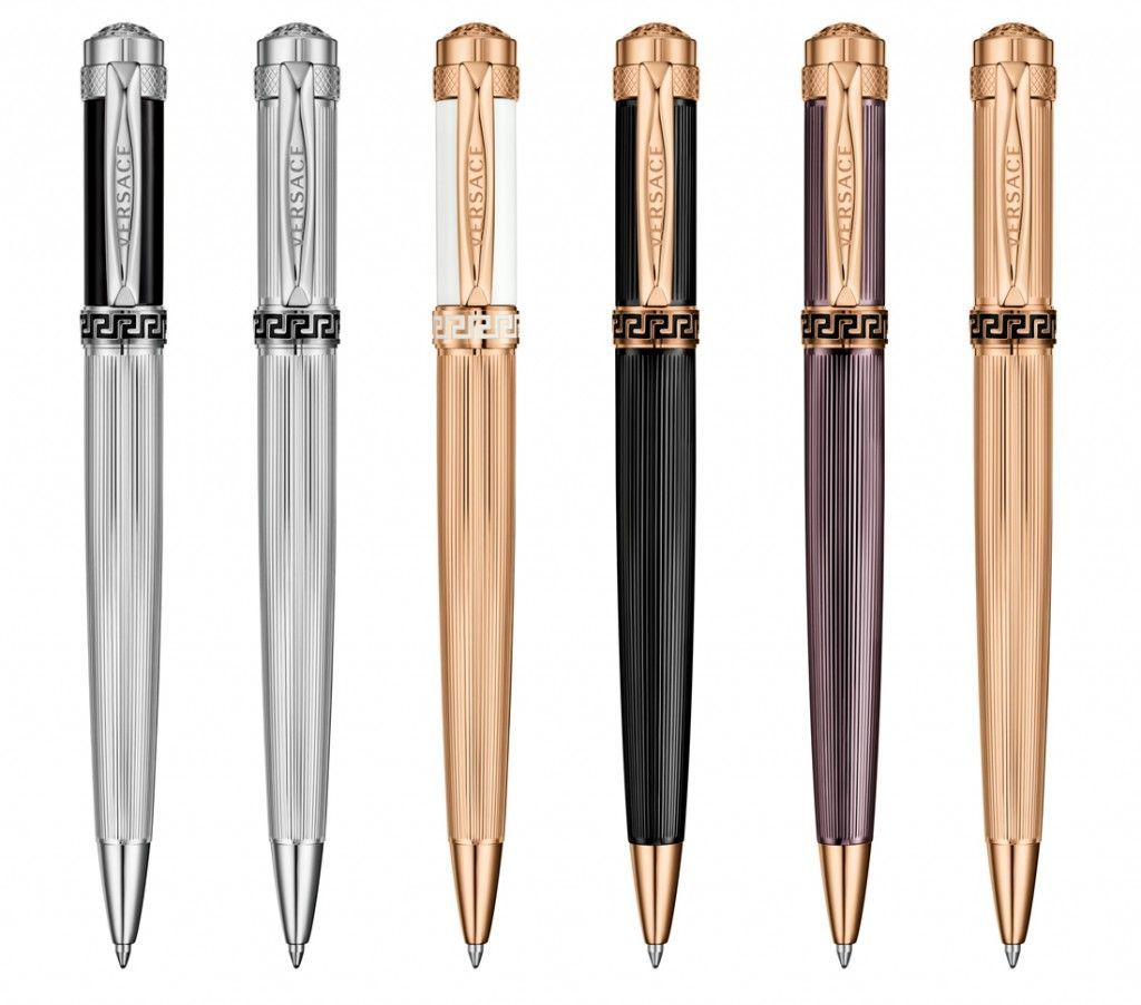 Designer Fountain Pens: 10 High Fashion Brands that Make Luxury Pens
